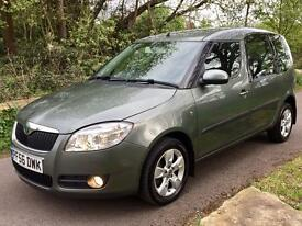 EXCELLENT VEHICLE!!!!! 2007 Skoda Roomster 2 TDI with FSH & Free Warranty
