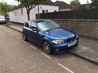 2005 BMW 120i sport fully loaded 1 year mot&atax £1950 ono
