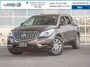 2015 Buick Enclave LEATHER GROUP AWD+BLIND SPOT MONITOR+BACK UP