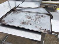 Commercial Heavy Duty Bakery Trays