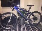 Trek fuel X7 mountain bike