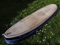 Surfboard, Channel Island Water Hog 7' 10''