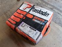 Paslode 75mm 1st fix nails + 2 x gas (Unopened)