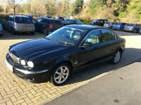 JAGUAR X TYPE 2.0 DIESEL, zMOT- no advisories, FULL SPECS, SERVICE HISTORY, SERVICED, GENUINE, h