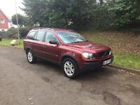 VOLVO XC90 2.4 D5 TD GEARTRONIC DIESEL 4x4