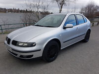 Seat Leon Cupra 1.8 Turbo 20v 2002 Very Clean And Fast 250 BHP