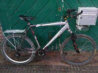 Claud Butler Alpina bicycle