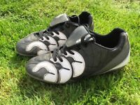 Canterbury child's rugby boots