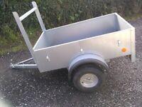 Bronnis 5x3 car trailer