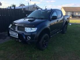 Mitsubishi L200 Barbarian Pick up Truck Automatic