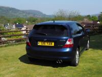 Honda Civic 1.7 Ctdi Sport - 2005 - New tyres, Battery, Service, MOT, Valet