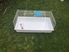 New rabbit/Guinea pig cage