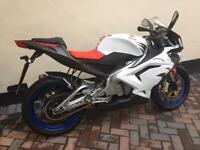 Aprilia Rs 125 fp 06 1 owner 8,000 miles hpi clear mot great clean aprilia