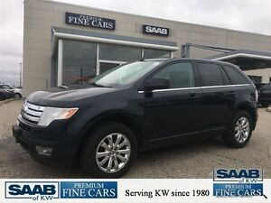 2009 Ford Edge AWD Limited Panorama roof Leather Crome alloys