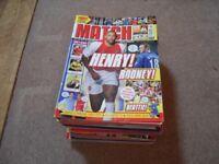 Football Match Magazines