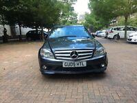 Mercedes-Benz C Class 2.1 C220 CDI Sport 4dr AUTO DIESEL CHEAP