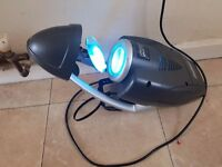 ProSound Lighting Preva Scan - Motorised LED Disco Light