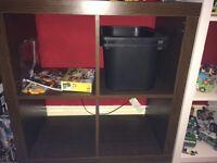 Ikea kallax shelving unit/bookcase
