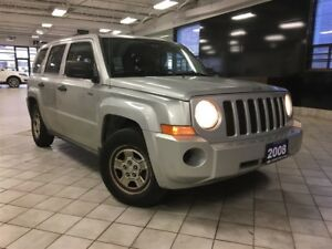 2008 Jeep Patriot Sport, Clean, AS IS