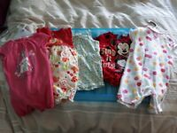 Girl 3 to 6 month bundle