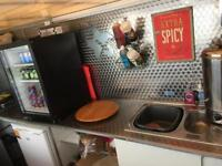 Mobile catering 10ft food trailer