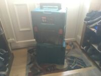 3 makita tool boxes empty
