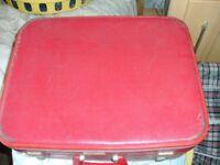 suitcase retro