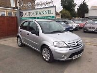 Citroen C3 1.6 i 16v SX 5dr£2,285 p/x welcome FREE WARRANTY. NEW MOT
