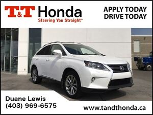 2015 Lexus RX 350 *Cooled/Heated Seats, Leather, Rear Camera *
