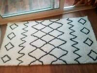 Flair rugs Berber Nile Ivory Rug 120x170