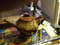 Arts and Crafts Large Teapot
