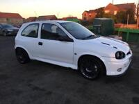 Corsa gsi 2.0 turbo c20let c20xe 6 speed qaife atb forged big spec
