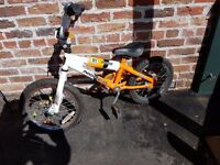 "14"" Norco Macho Kids Bike - Good Condition"