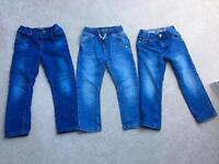 Boys age 4 next jeans height 104cm