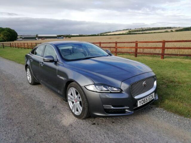 Jaguar XJ 3 0d V6 Premium Luxury Auto, grey, latest model 296 BHP | in  Salisbury, Wiltshire | Gumtree