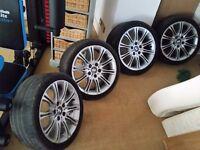 BMW mv2 alloys 18 inch