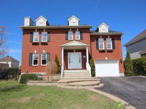 439 000$ - Maison 2 étages à vendre à Blainville