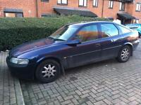 1998 Vauxhall Vectra 1.8 MOT 3 MONTHS CREDIT CARDS ACCEPTED