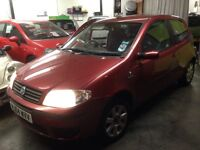 Executive Punto 1.4 in show room con inside and out cheap all round car with full works ,top spec