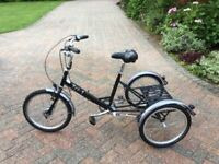 Pashley TR1 tricycle
