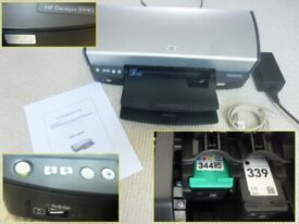 HP Deskjet Printer Model 5940. Excellent condition