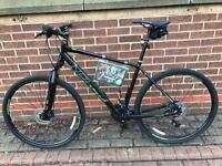 Norco XFR 3 2016 Hybrid Bike brand new with extras, L,Frame