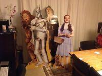 Wizard of Oz Large Cardboard Cutouts