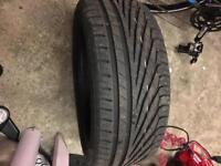 Uniroyal tyre 225/45/r18 95y