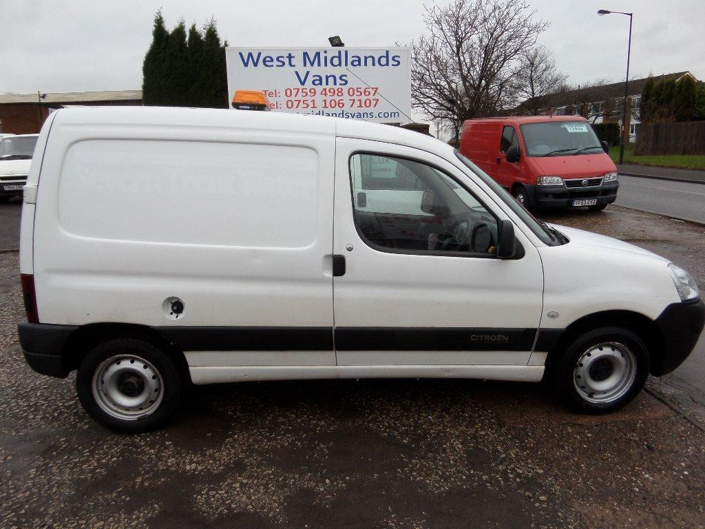 2006 citroen berlingo 800 d lx 1 9 diesel in aldridge west midlands gumtree. Black Bedroom Furniture Sets. Home Design Ideas
