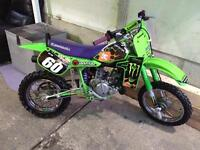 Kx60 looks like just come out of crate. As new condition
