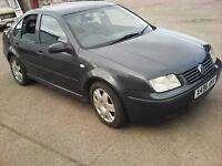 2000 VW Bora 1.9 Tdi Sport 115Bhp, 6 speed, New 12 months Mot.