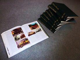 on four wheels binders