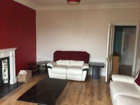 leather cream 3&2 sofa