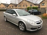 07 Vauxhall vectra 2.2 elite automatic only £1095